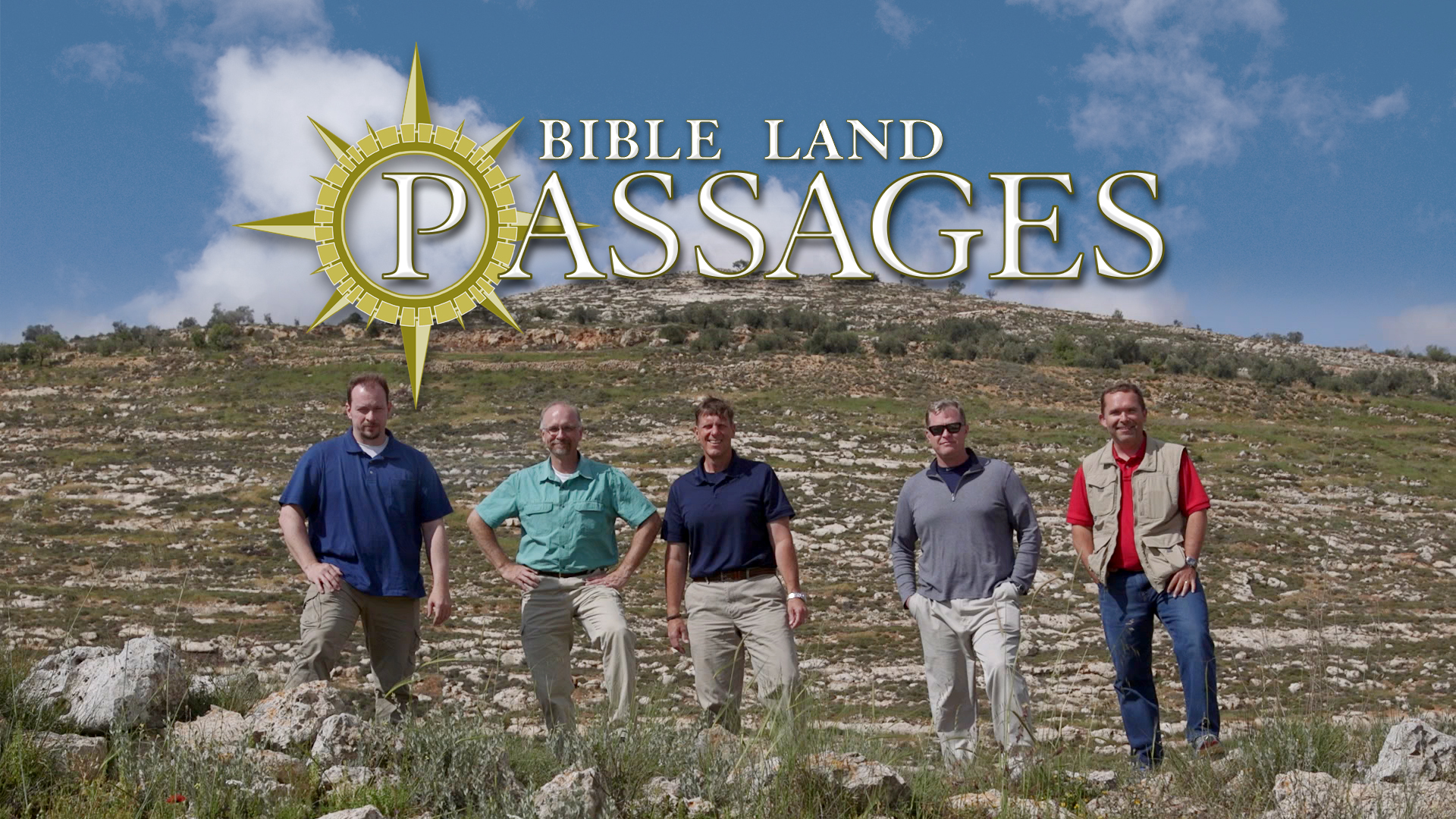 Bible Land Passages Program Thumbnail
