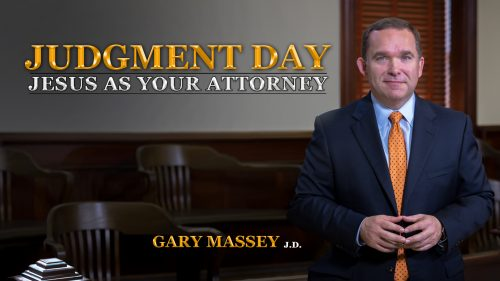 Judgment Day - Jesus Our Attorney