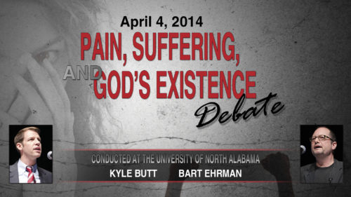 Debate - Pain, Suffering and-God's Existence (Butt-Ehrman)