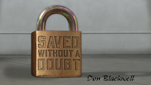 Saved Without a Doubt Program