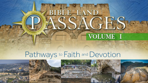 Bible Land Passages Volume 1