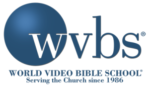 WVBS Logo with tagline