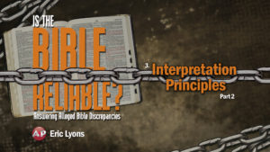 3. Interpretation Principles (Part 2)