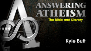 3. The Bible and Slavery | Answering Atheism