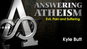 5. Evil, Pain and Suffering | Answering Atheism