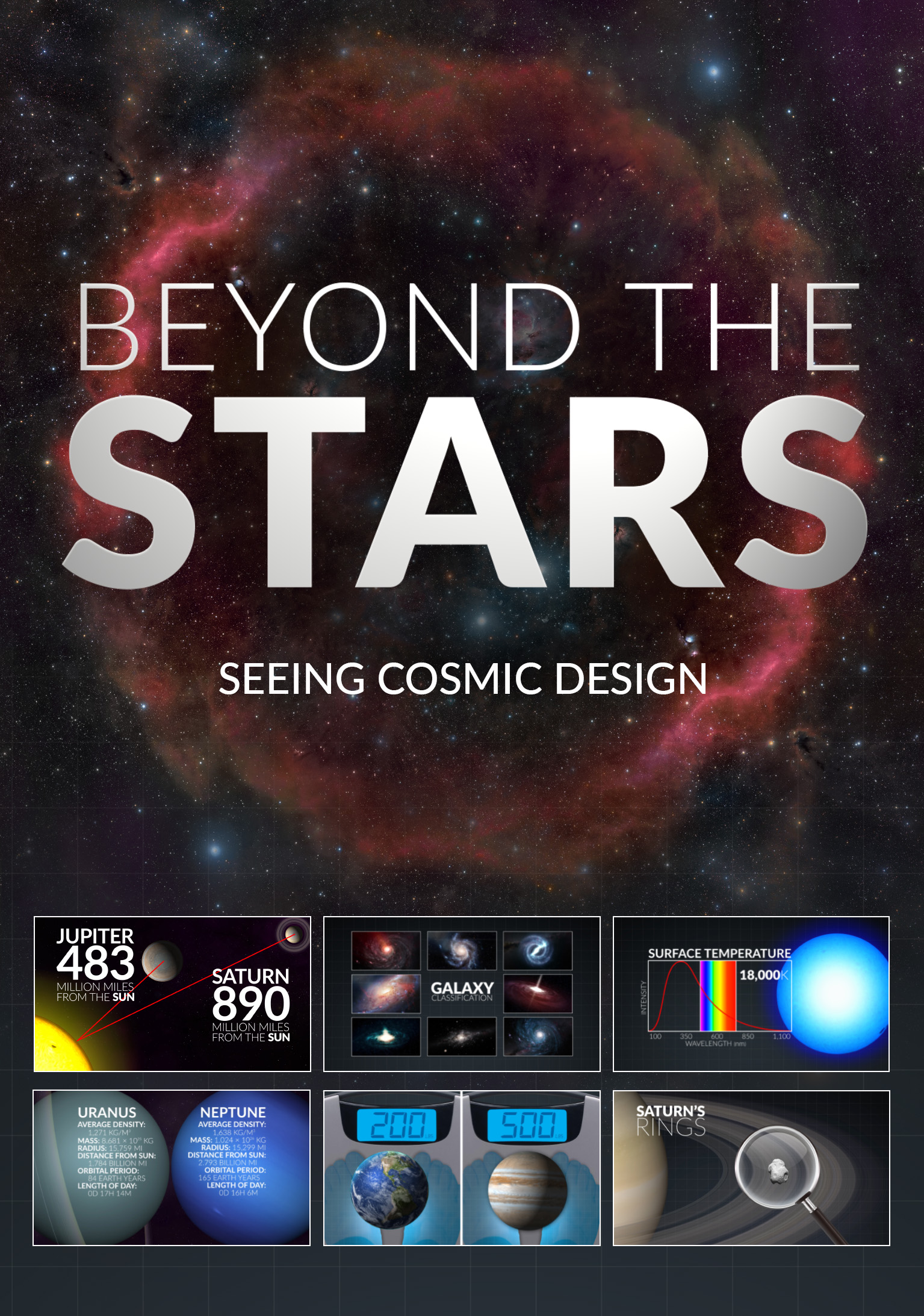 Beyond the Stars Workbook