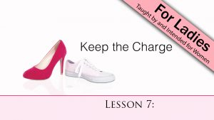 7. Keep the Charge | Bind Us Together