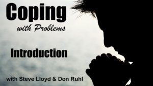 Coping with Problems: 1. Introduction / Purpose (Part 1)