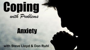 Coping with Problems: 28. Anxiety