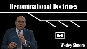 31. Hell  | Denominational Doctrines