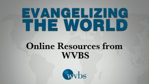 Online Resources from WVBS