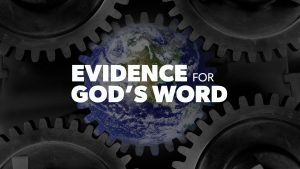 Evidence for God's Word | Proof for God