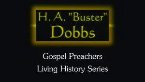 "H.A. ""Buster"" Dobbs 