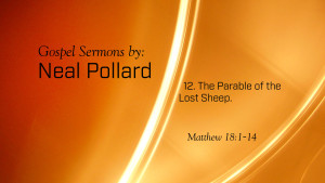 12. The Parable of the Lost Sheep