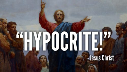 Hypocrite! Sermon on the Mount