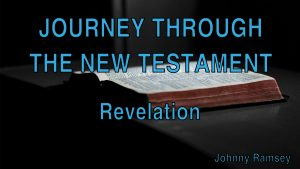 6. Revelation | Journey through the New Testament