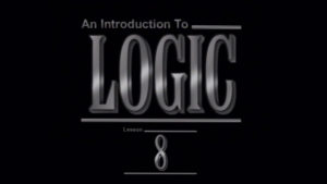 Logic: 8. Seven Relations; Square of Opposition