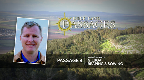 Passage 4 In the Shadow of Gilboa