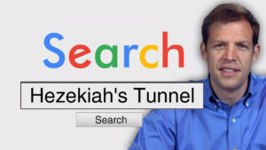 Hezekiah's Tunnel | Search Bible Archaeology