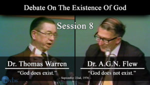 Session 8 (September 22) | Warren-Flew Debate