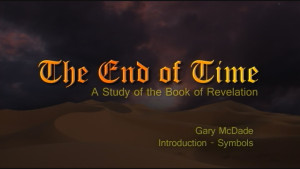 The End of Time: 2. Introduction - Symbols