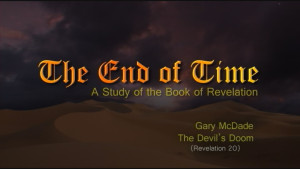 The End of Time: 22. The Devil's Doom