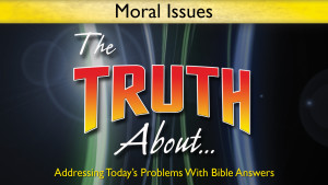 The Truth About Moral Issues