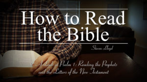 9. A Look at Psalm 1 | How to Read the Bible